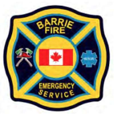 The City of Barrie Fire and Emergency Services