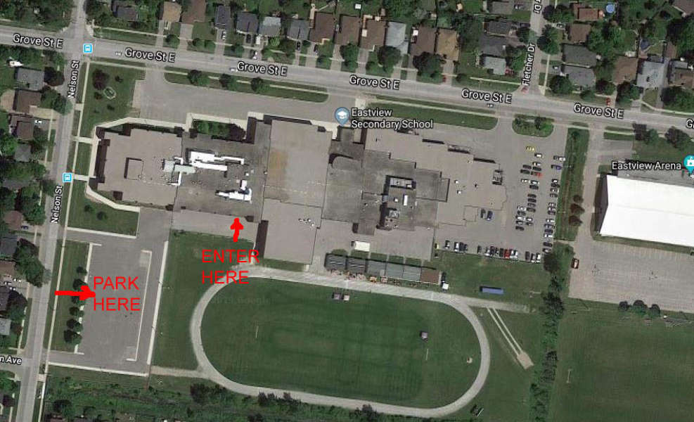 School parking and access